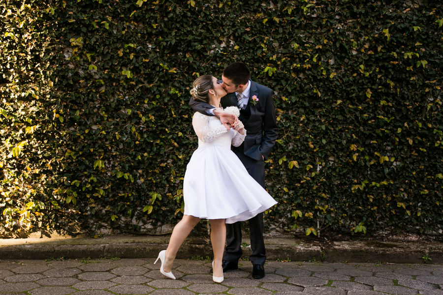 Mini Wedding Ana Júlia & Maurício