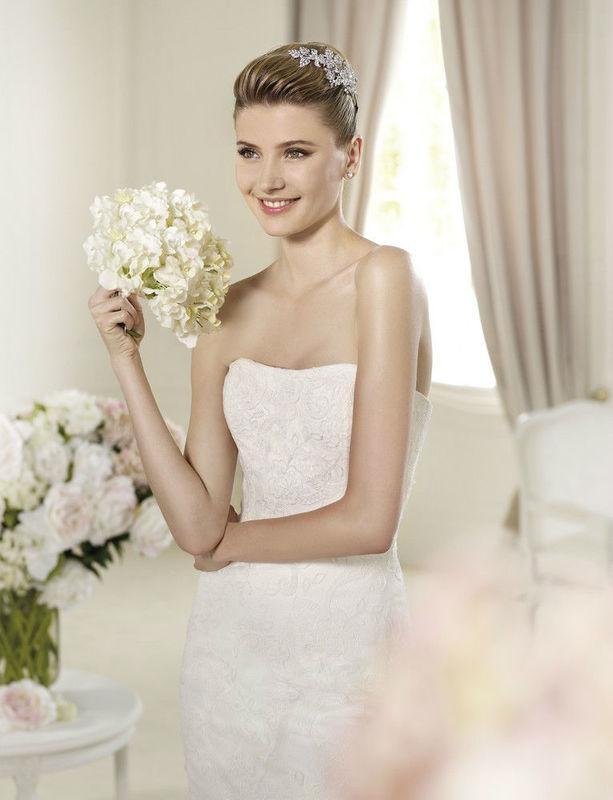 Beispiel: Mode für die Braut, Foto: Da Vinci.