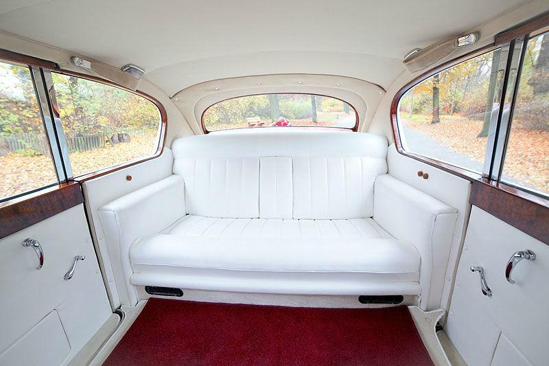 Austin Princess - wersja 7 osobowa z 1962 roku.