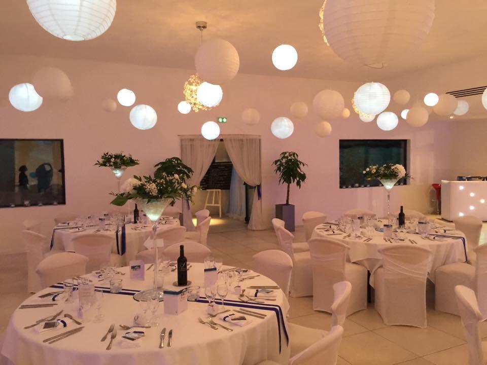 Golf de Marseille La Salette - Salle de réception