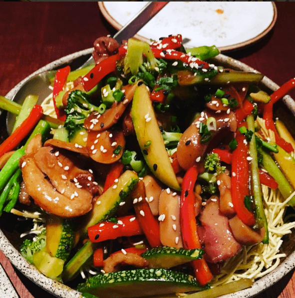 Kion Peruvian Chinese