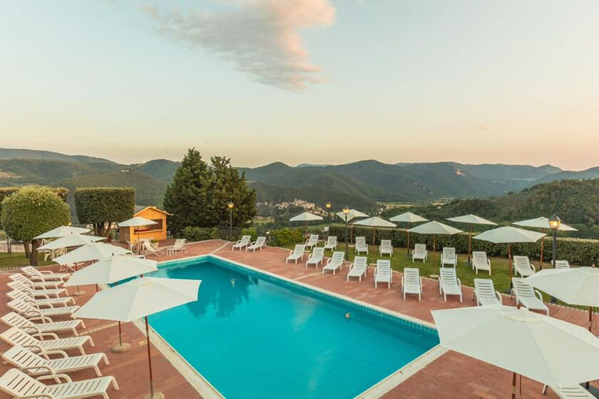 Villa De Santis montefranco