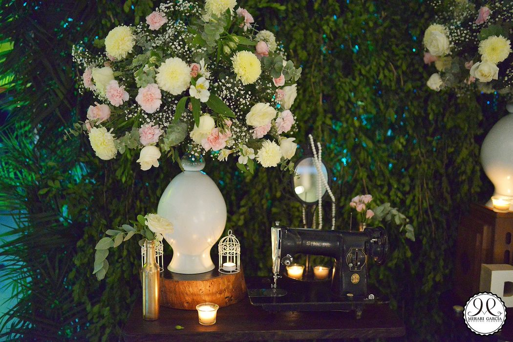Merari Garcia Wedding & Event planner