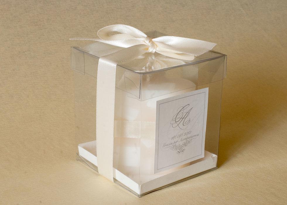 Velas para  invitados de boda en Le Bomboniere Shop