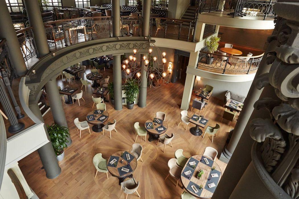 Ресторан STAGE