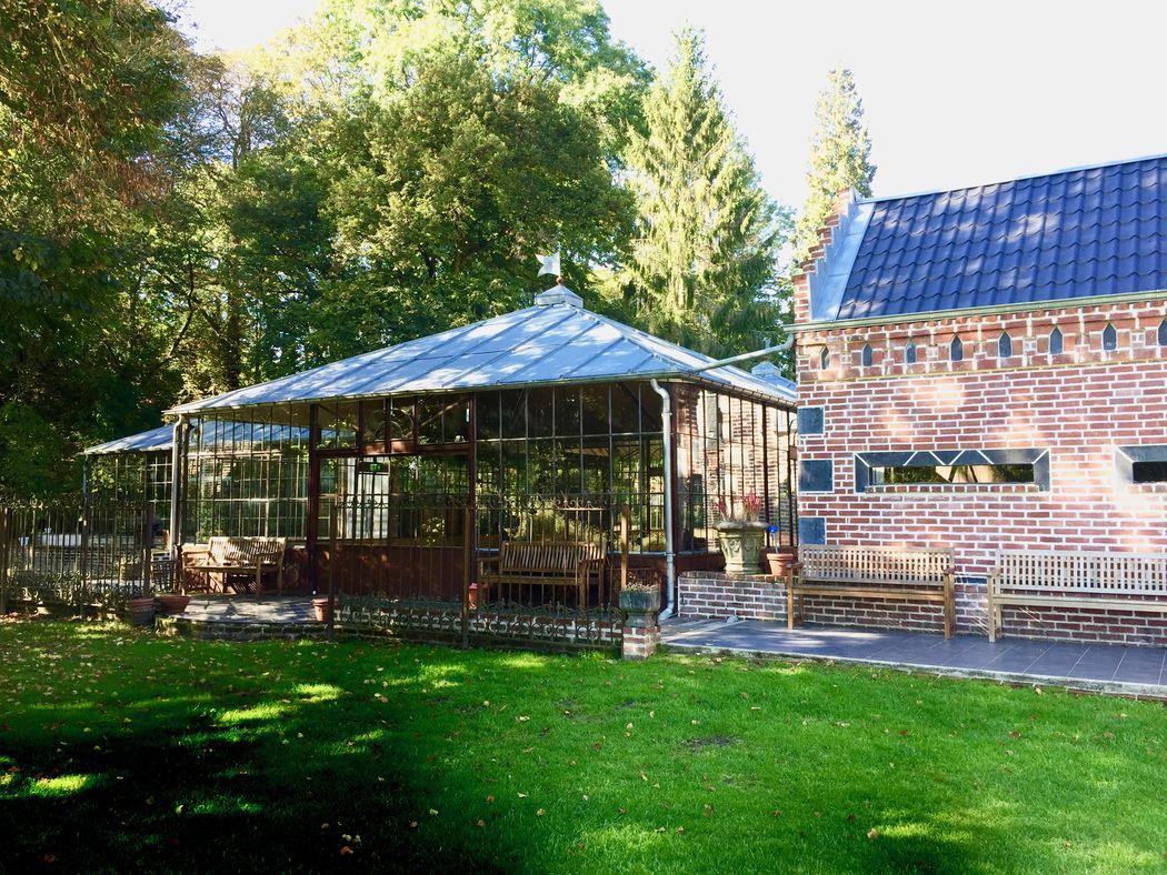 Extérieur de l'Orangeraie - Salle de Réception