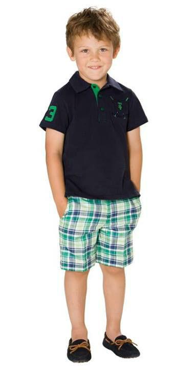 Pili Carrera es ropa de niño en Reynosa.