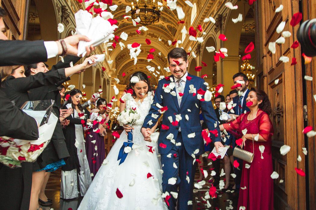 Alex Molina Wedding Photos
