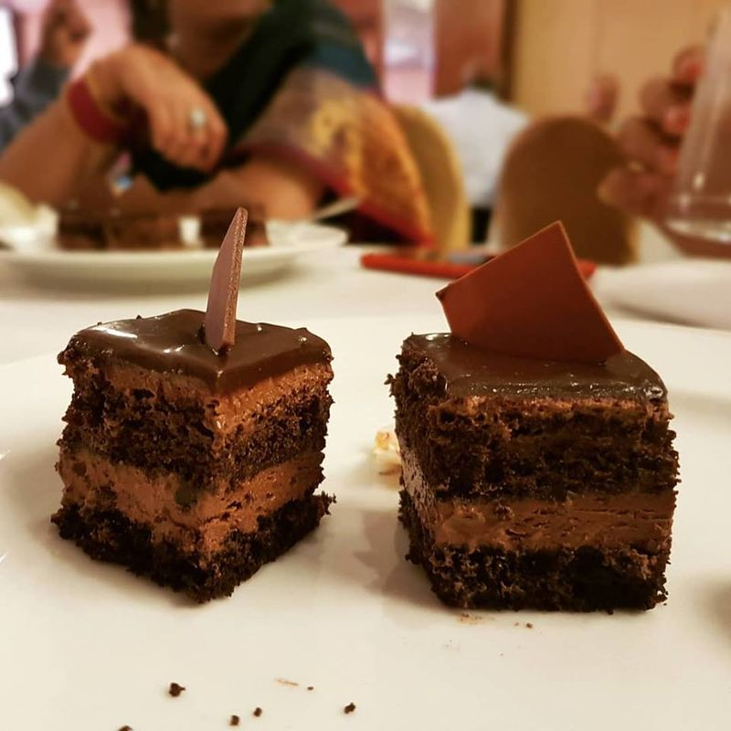 Exotic Cakes and Desserts
