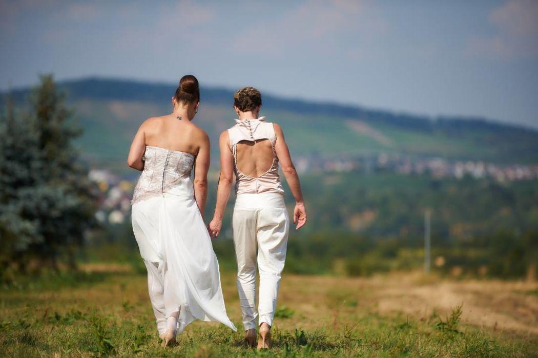 Beispiel: Brautpaare
