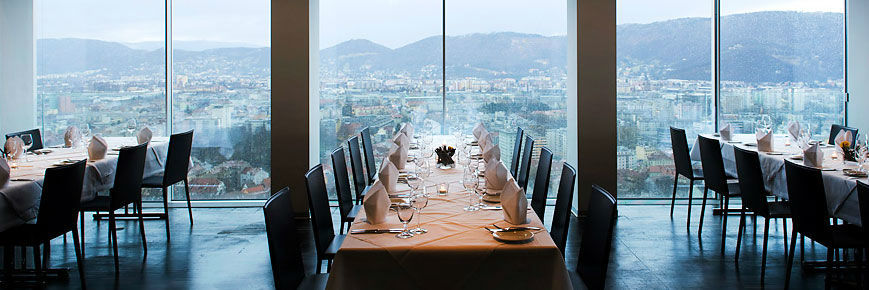 Beispiel: Feiern Sie hier Ihre Hochzeit, Foto: Restaurant Schlossberg.