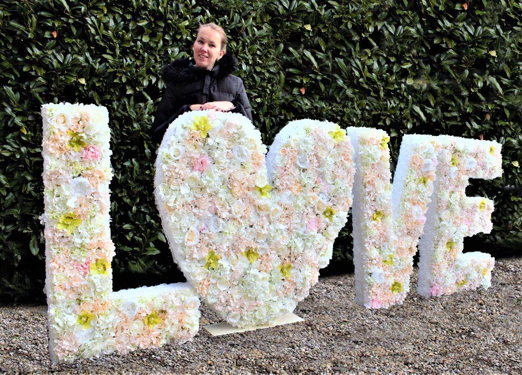 Hochzeitsdekoration & Floristik