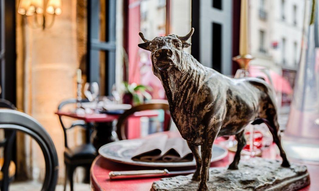 L'îlot Vache Restaurant