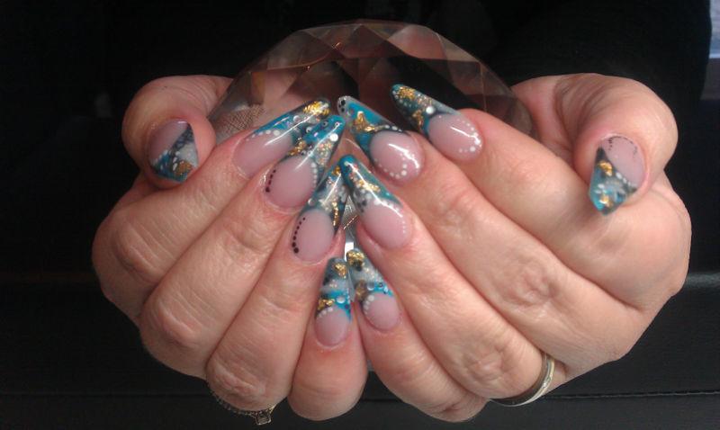Angel Nails Uden