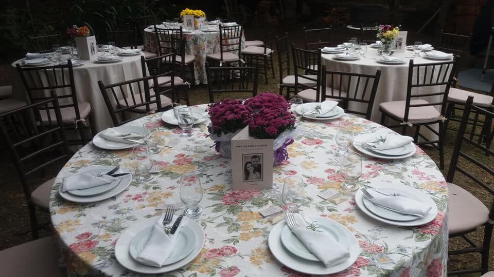 Família Buffet Conexão Super Festas e Eventos