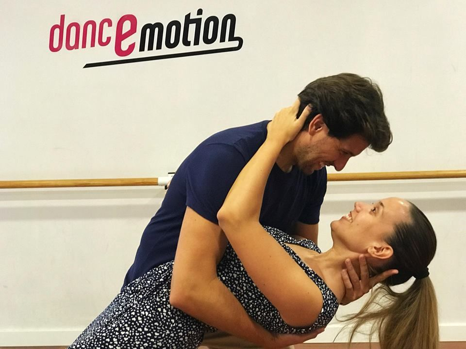 Dance Emotion - baile nupcial