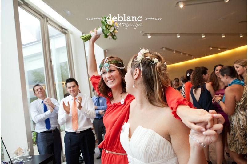 El ramo - Deblanc Fotografia