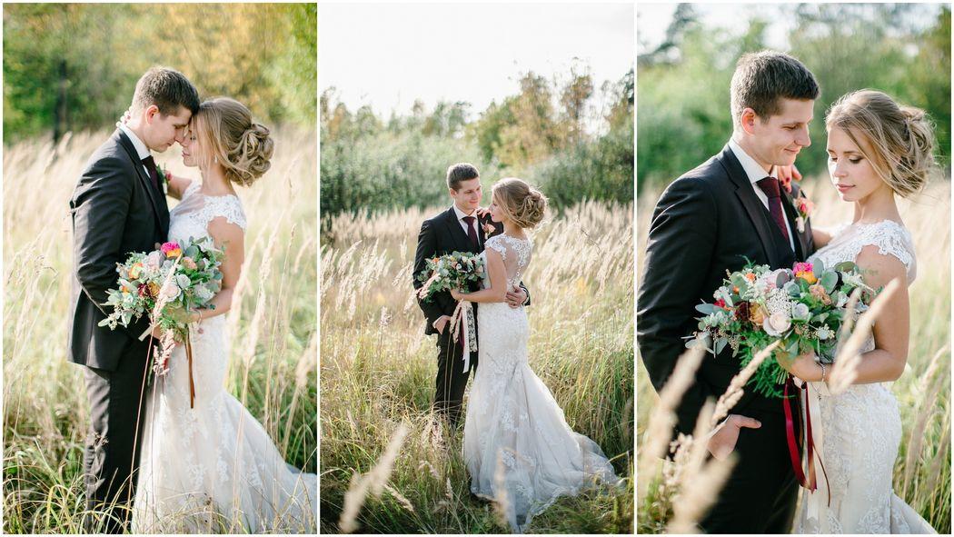 Свадебная фотосессия Ивана и Наталья