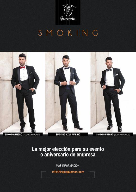 Tipos de alquiler de smoking