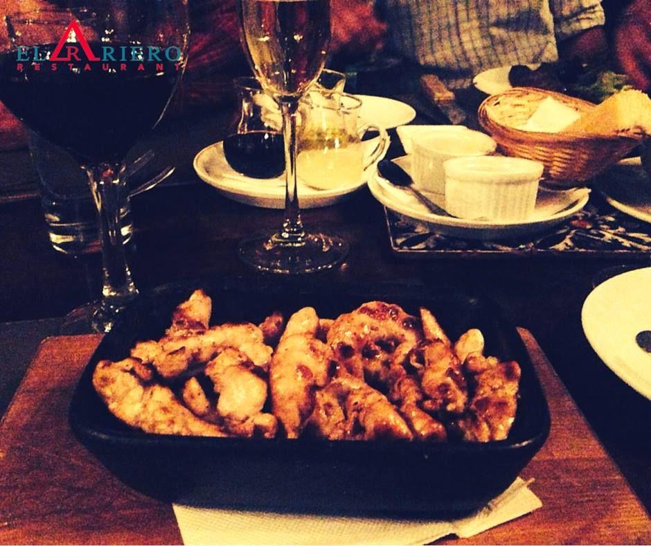 Restaurante el Arriero ( Parrilladas)