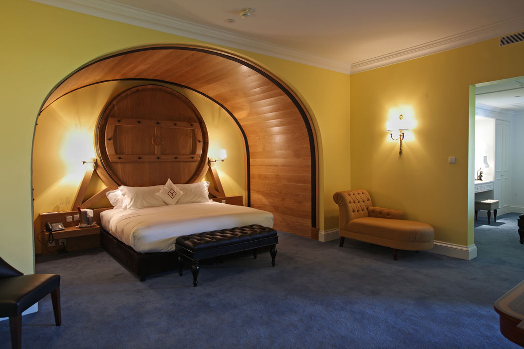 The Yeatman, Hotel Vínico