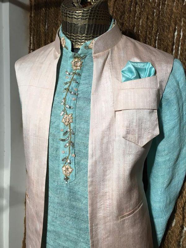 Ankur j's Wedding Wardrobe