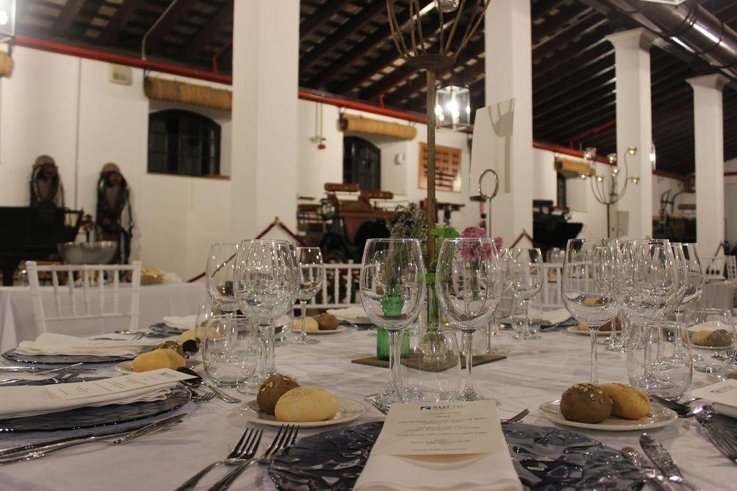 Museo del Enganche. Salón