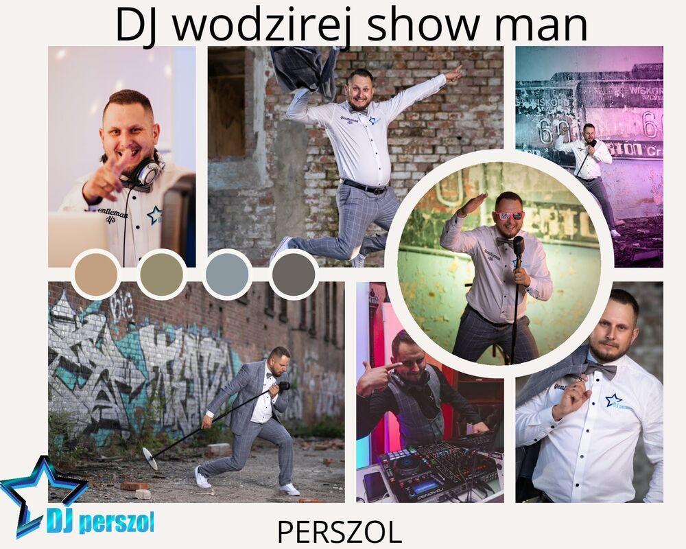 DJ Perszol Daniel Wojsa