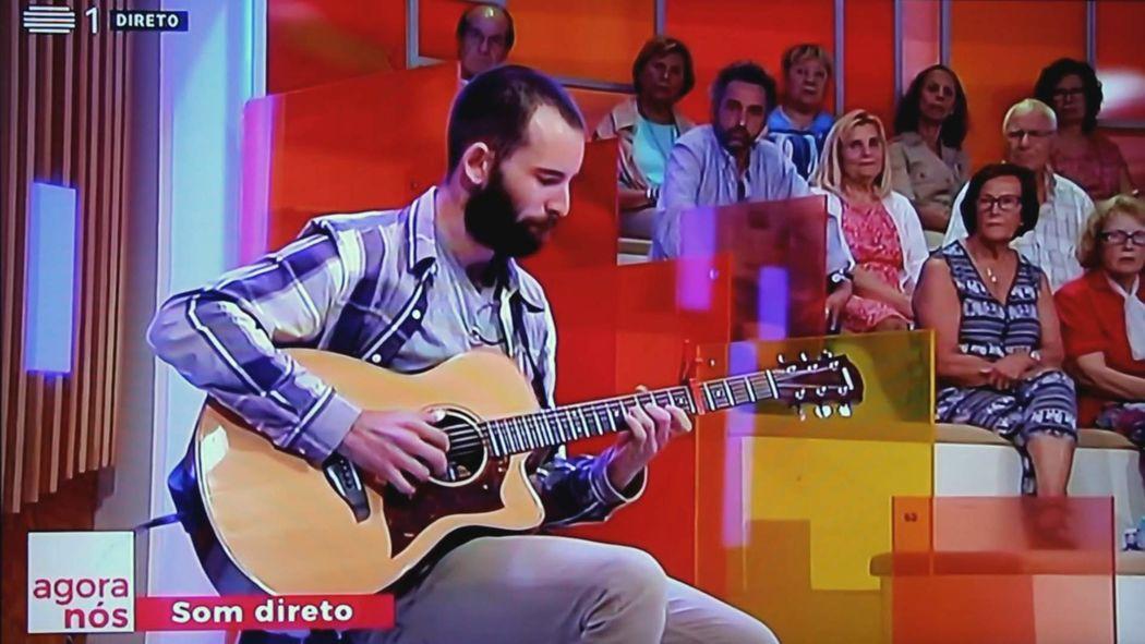 Miguel Fingerstyle Guitar
