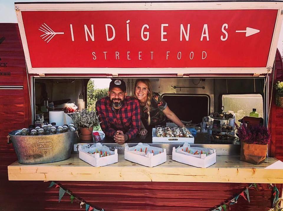 Indígenas Street Food