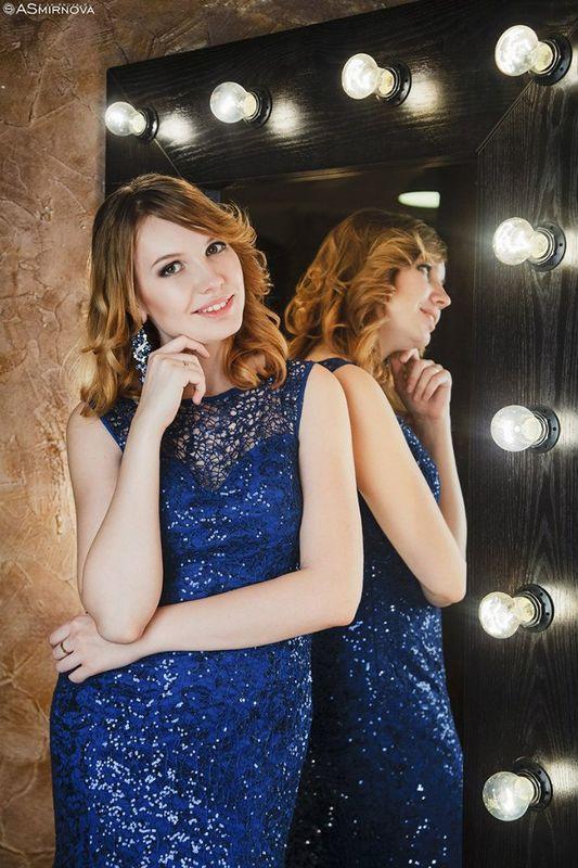 макияж и причёска для Ольги Галянт фотограф Анастасия Смирнова