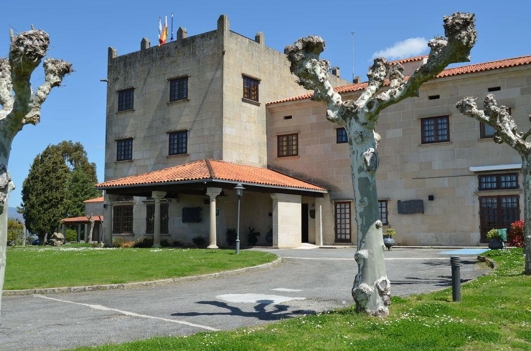 Parador de Verín - Castillo de Monterrei