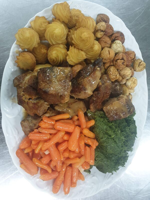 Cook & Look Catering