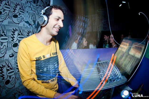 DJ Janot. Foto: Luna