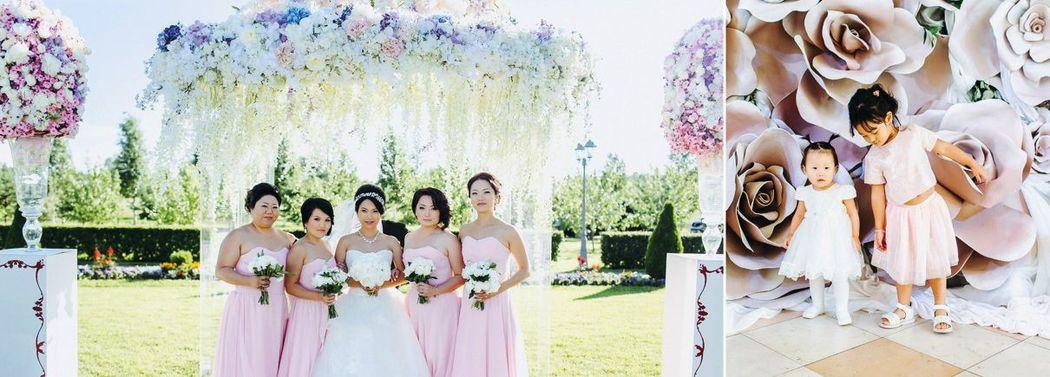 Мастерская мгновений Свадебное агентство