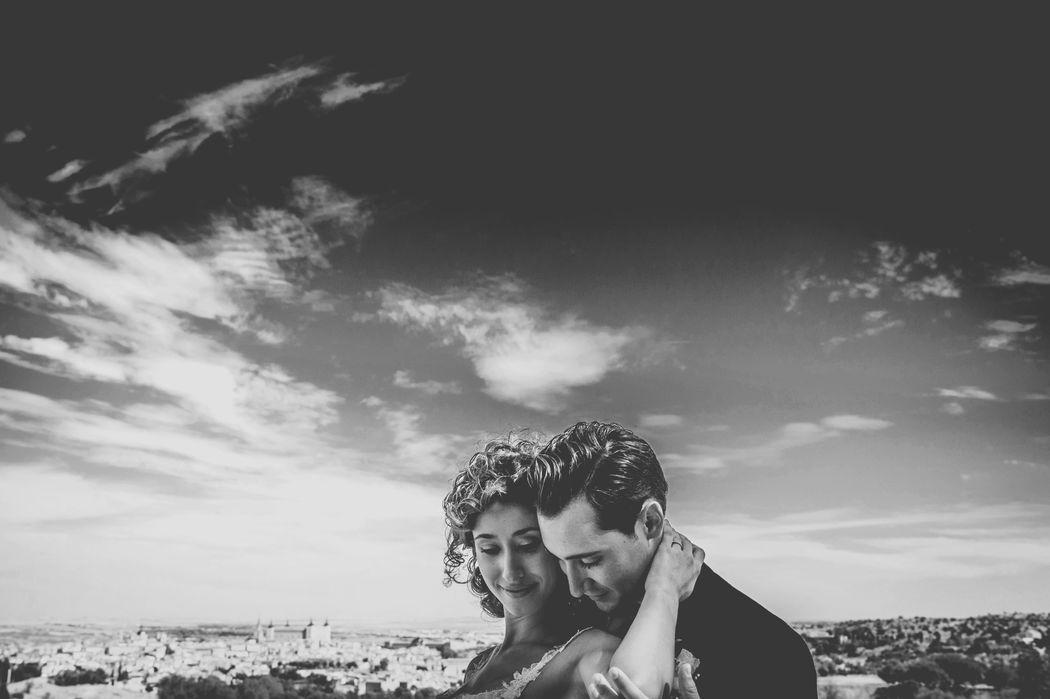 Boda Rafael y Natalia en Toledo por Ana Mira fotografa