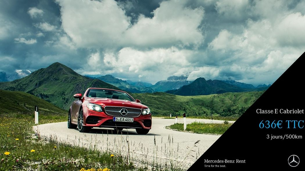 Mercedes-Benz Rent Montauban