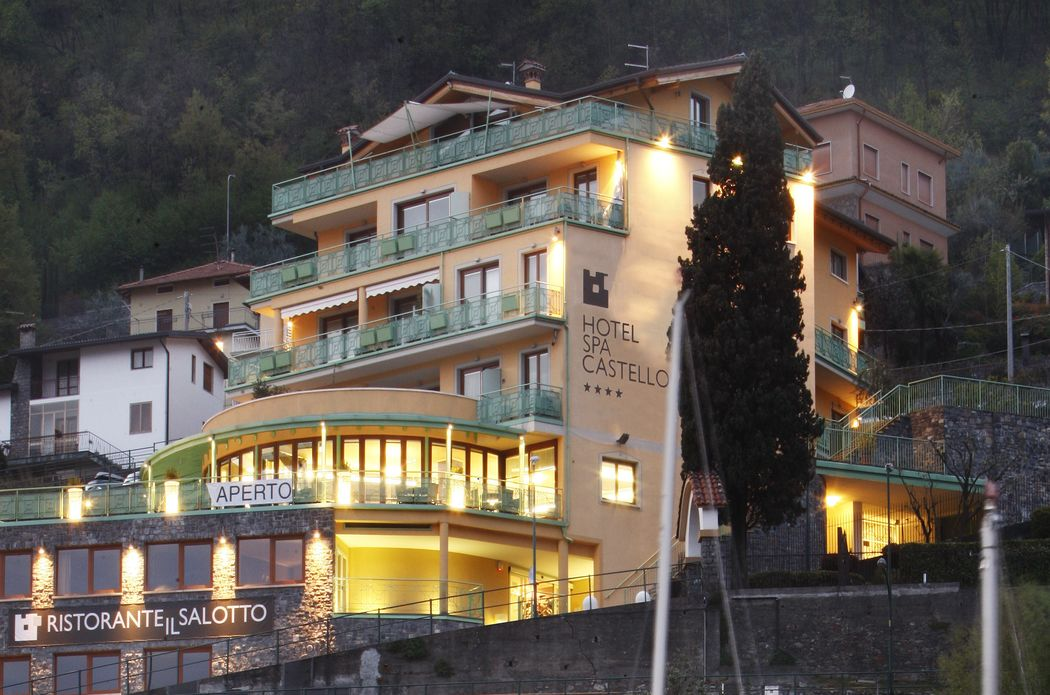 Hotel Spa Castello di Lovere