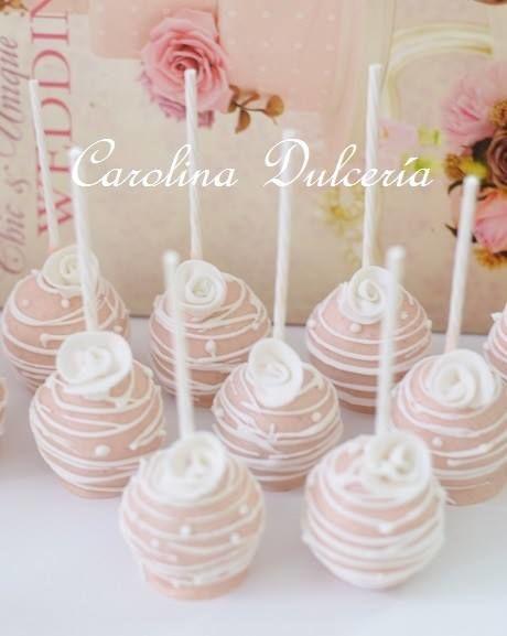 Popcakes románticos
