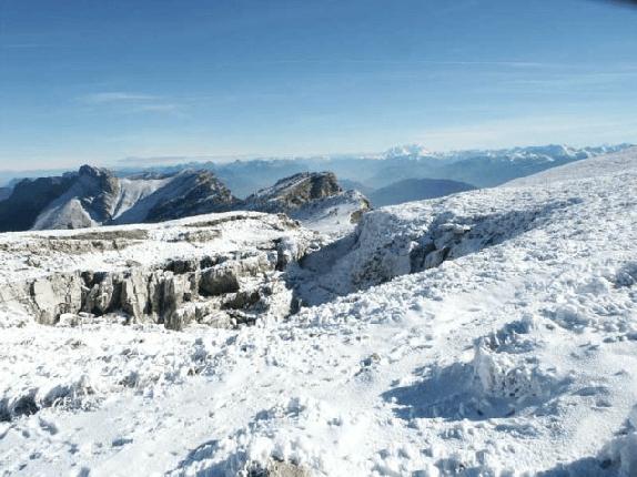 Refuge de la Scia 1800