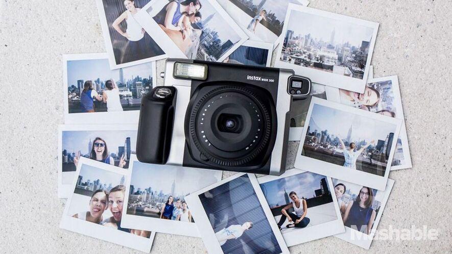 Wypożyczalnia aparatów Instax