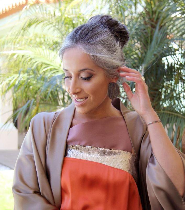 Rafaela Silva - Maquilhagem