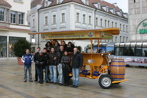 BierBike Regensburg