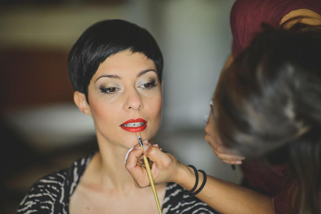 Yasmin Sanchez - Make Up Artist