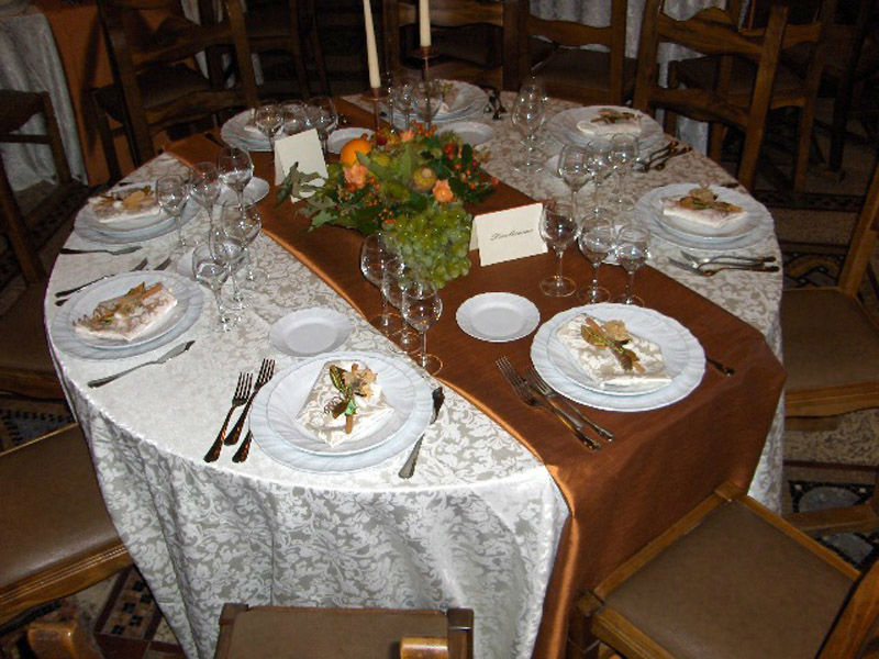 Ville Romane Catering