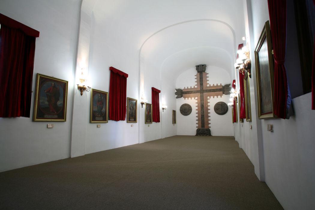 Ex Capilla interior