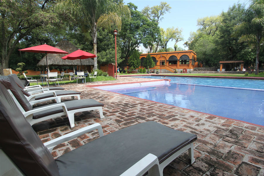El Marqués Hacienda Hotel en Guanajuato