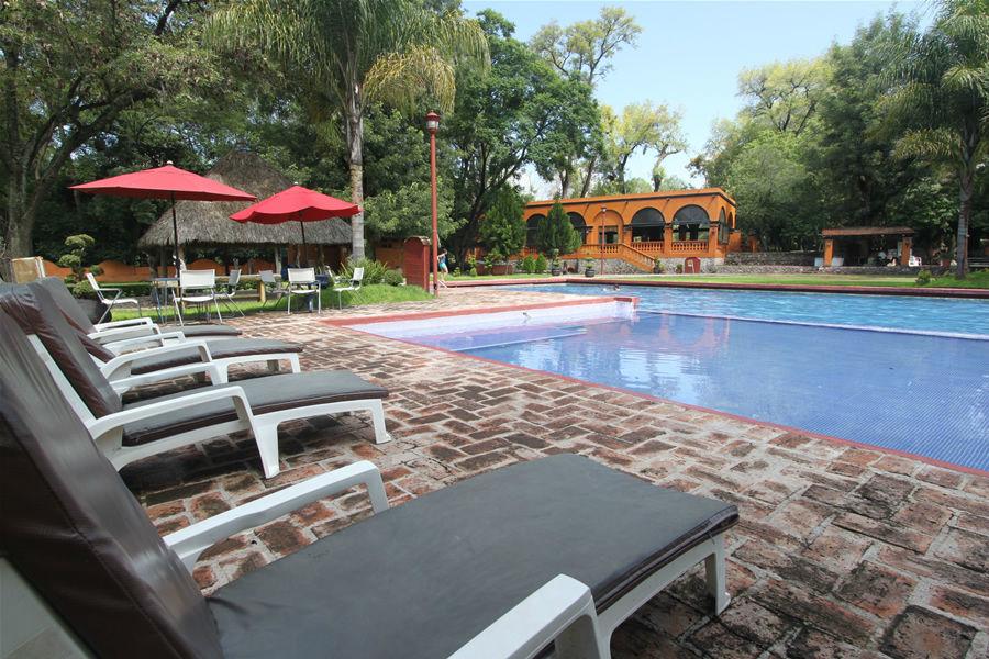 El Marqués Hacienda - Hotel