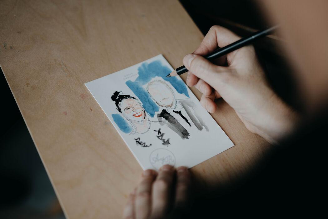 Bodas Dibujadas