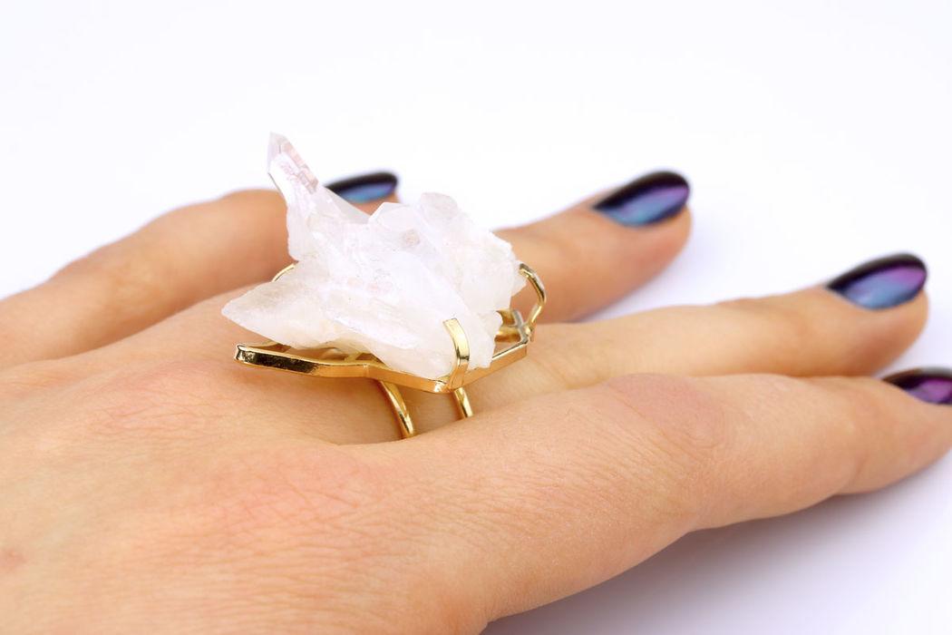 Brazi Druse Jewelry